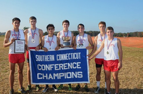 Fairfield Prep XC Champs 2013