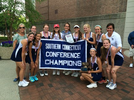 Lauralton Hall 2015 D1 Girls Tennis champs