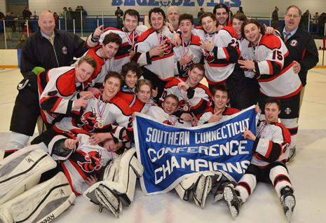 Branford 2015 D2 Boys Ice Hockey Champs