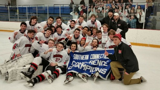 Masuk D3 Hockey Champs 2015
